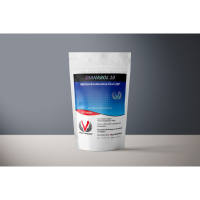 Valkyrie Dianabol / Dbol 10mg/Tab