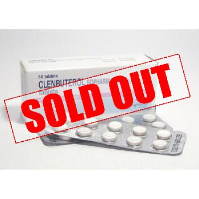 Clenbuterol 20MCG (200Tabs) Sopharma