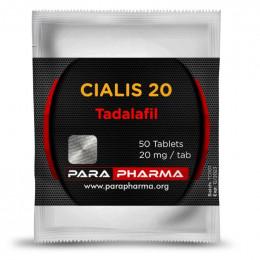 PARA PHARMA CIALIS 20MG