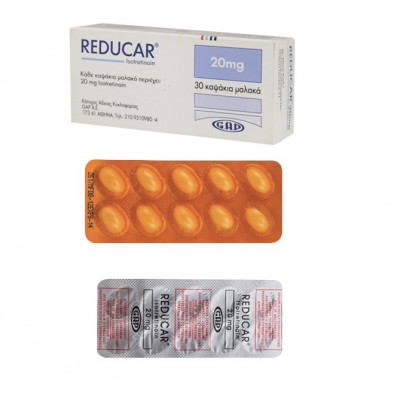 Roaccutane / Reducar 20mg (30TABS)