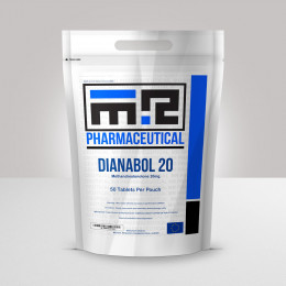 MR-PHARMA Dianabol 20mg/tab