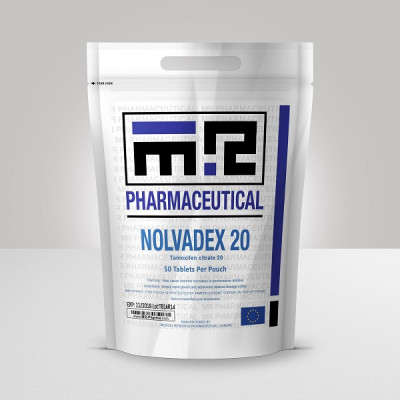 MR-PHARMA Nolvadex 20mg/tab