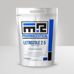 MR-PHARMA Letrozole 2.5mg/tab